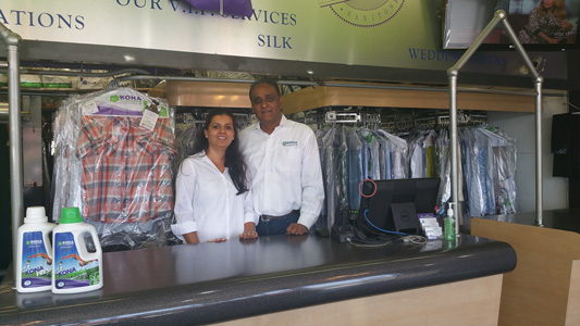 Best dry cleaner in Orange County