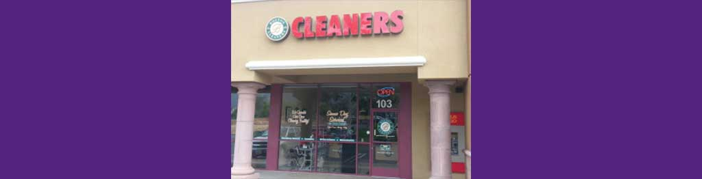 Dry cleaners Corona