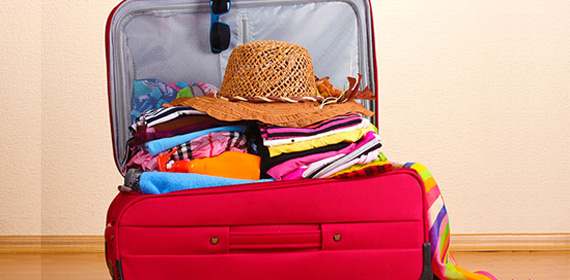 How To Pack Your Bag For Vacation